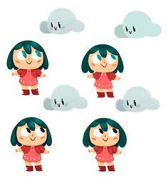 Character Flat Design, Character Sketches, Character Design Inspiration, Character Concept, Teacher Cartoon, Cartoon Kids, Cartoon Art, Warhammer 40k, Kindergarten Drawing