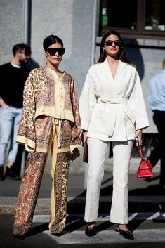 See the Best Street Style Looks From the Milan Fall 2019 Sho.- See the Best Street Style Looks From the Milan Fall 2019 Shows Street Style: Milan Fashion Week Fall 2019 – theFashionSpot - Rihanna Street Style, Model Street Style, Berlin Street Style, Looks Street Style, Cool Street Fashion, Street Style Women, Paris Street, European Street Style, Italian Street Style