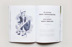 Illustration de Sophie Della Corte dans Mint magazine