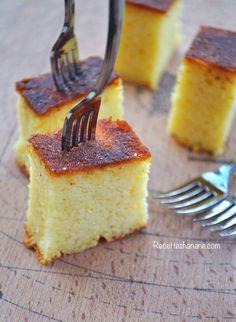 Gâteau moelleux à l'orange et à la Ricotta