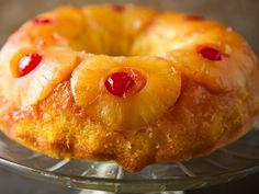 Pineapple Upside-Down Bundt Cake