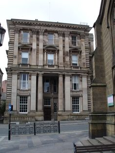 The Old Post Office - one of my favourite buildings in Newcastle