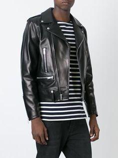 Saint Laurent classic biker jacket
