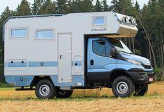 bimobil EX 358   bimobil.com Off Road Camper, Truck Camper, Camper Van, Iveco Daily Camper, Iveco Daily 4x4, Cool Campers, Rv Campers, Iveco 4x4, Outback Campers