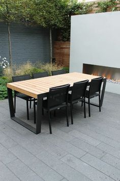 diining table outdoor