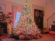 #Рождественская елка с #подарками - bel #arbre de #noël