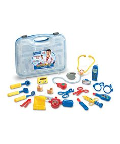 Look what I found on #zulily! Doctor Play Set by Learning Resources #zulilyfinds