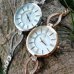 Kristályokkal díszített, gyönyörű Shengke karóra. Oras, Pocket Watch, Watches, Accessories, Wristwatches, Clocks, Pocket Watches, Jewelry Accessories