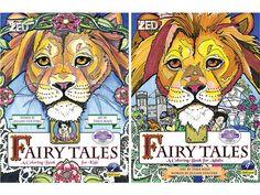 Fairy Tales: Coloring Books by Thea Maia & Jillian Venters