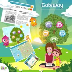 We've been working on something really exciting - here's a sneak-peek of Lipa Gateway, coming very soon!  Replacing the Lipa Learning app, Lipa Gateway is a new experience for all the family that will bring exciting new features including the ability to create child profiles, track your child's progress, shop at the Lipa store, be awarded Lipa diplomas, and much, much more!  Stay tuned for more details!  #family #kids #education