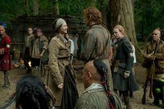 NEW HQ Stills from Outlander 4×11, 4×12 and 4×13 | Outlander Online Outlander Season 4, Outlander Tv Series, Starz Series, Outlander Characters, Sam Heughan Caitriona Balfe, Sam Heughan Outlander, Gabaldon Outlander, Starz App, Tartan