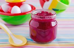 5 solutions for making homemade purees for babies Raw Food Recipes, Cooking Recipes, Healthy Recipes, Baby Puree, Toddler Meals, Toddler Food, Canapes, Hot Sauce Bottles, Pudding