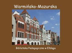 """StoryJumper book - """"Warmińsko-Mazurska""""."""