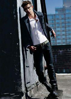 yellowasian:    Danny Schwarz | Zachary Prell FW10 Lookbook