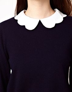 Image 3 ofBoutique By Jaeger Knitted Wool Jumper