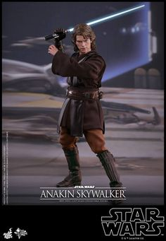 HOT TOYS 1/6 Action Figure《Star Wars: Episode III Revenge of the Sith》Anakin Skywalker HK$1,430 | TAGhobby.com
