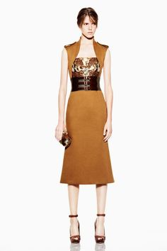 love everything about this. Alexander McQueen Resort 2012 collection