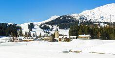 Wanderlust, Snow, Outdoor, Bus Stop, Human Settlement, Mountains, Switzerland, Hiking, Outdoors