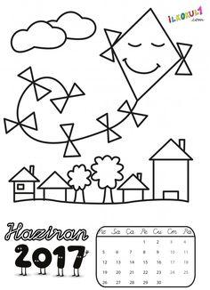 15 En Iyi Yeni Yıl Görüntüsü Preschool Calendar Ve Day Care
