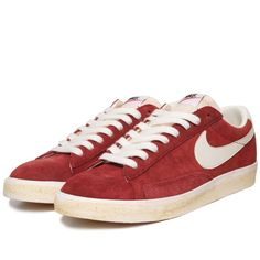 Nike Blazer Low in Oxen Brown