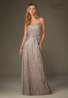 Angelina Faccenda Bridesmaids 20477 Bridesmaid Dress - The Knot