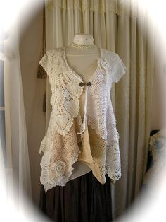Hey, I found this really awesome Etsy listing at http://www.etsy.com/listing/160053663/tattereddelicates-doily-coat-romantic