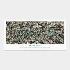 Pollock: Lucifer | MoMAstore.org  #art #artofthisworld