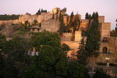 La Alcazaba de Málaga podrá visitarse por las noches durante la Navidad