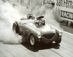 Austin Healey Dragster by Austin7nut on Flickr.