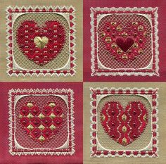 New Stitchery Projects - Laura Perin - Веб-альбомы Picasa