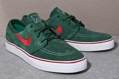 Fresh Janoskis, perfect for dark jeans