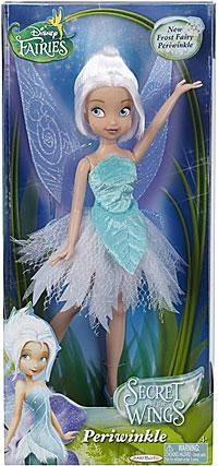 Disney Fairies Secret of the Wings Winter Fashion 9 Inch Periwinkle