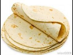 How To Make Homemade Flour Tortillas (easy recipe ) - طريقة تحضير خبز ال...