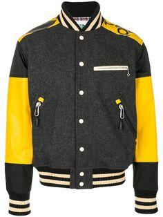Junya Watanabe MAN Junya Watanabe Comme Des Garçons x The North Face  Bicolour Bomber Jacket - Farfetch dff912a155e