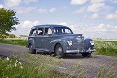 1956 Peugeot 203 C5 Familiale