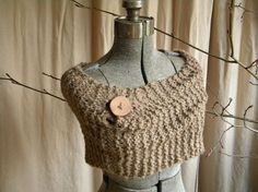 Farmstead Cowl coffee by barnswallowswares on Etsy, A Vancouver Island Etsy Team member.