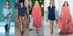Spring 2017 Fashion Trends - Guide to Spring and Summer Styles