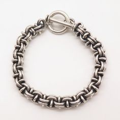 6mm ite and 2.5//5//10mm Labradorite Beads 7+1 inch Ext 2-Strand Sterling Silver Bracelet
