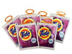 Tide Travel Sized Single Load HE Packets (6 Count) Tide http://www.amazon.com/dp/B01B3Q86PK/ref=cm_sw_r_pi_dp_54g1wb1FXRFBP