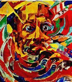filippo tommaso marinetti paintings | images of marinettis sonne von rougina wallpaper
