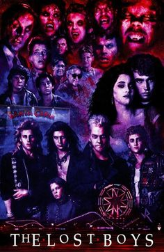 Lost Boys Movie, The Lost Boys 1987, Movie Tv, Salman Rushdie, Halloween Music, Horror Artwork, Best Novels, Looks Cool, Dracula