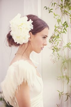 bride, mariée, coiffure