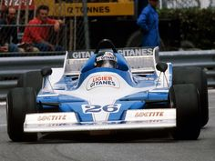 "sharonov: "" 1978 Monaco Grand Prix, Ligier JS9, Jacques Laffite """