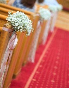 Bouquet de gypsophile : Atelier Miguel - Fleurs cérémonie