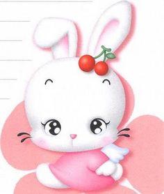 PASCOA - Marlucia Motta - Picasa-Webalben Baby Animal Drawings, Cute Drawings, Korean Stationery, Cute Cartoon Wallpapers, Cute Images, Kawaii Cute, Hello Kitty, Decoration, Bunny