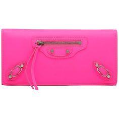 Balenciaga Pink Neon Papier Money Pink Fluo (€395)