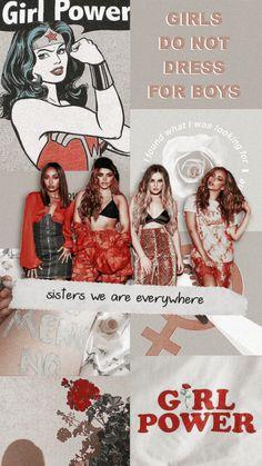 Little mix lockscreen Jesy Nelson, Perrie Edwards, Meninas Do Little Mix, Little Mix Girls, Litte Mix, Mixed Girls, Norma Jeane, Girl Bands, Power Girl