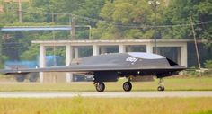 """Chinese """"super stealth drone"""" the Lijian """"Acute Sword"""". """"Lijian"""" began its flight tests in November 2013 and is soon expected to be qualified for a large production. """"Lijian"""" drone, according to available information, seems to have wingspan of 46 feet (14 meters), therefore smaller than American X-47B (62 feet). Powered by jet engine with afterburner WS-13 with serpentine entrance, technology that allows concealing engine emissions from infrared systems."""