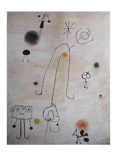 Stello del Mattino - Joan Miro