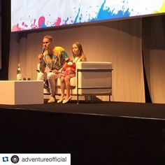 """""""#Repost @adventureofficial ・・・ @artifactthefilm Q and A happening right now in Dubai!"""" Photo taken by @connyma84 on Instagram, pinned via the InstaPin iOS App! http://www.instapinapp.com (09/25/2015)"""